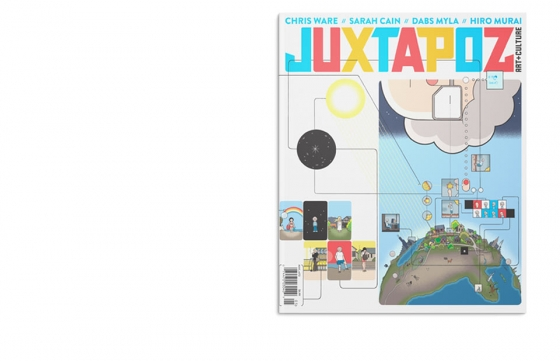 Issue Preview: May 2015 with Chris Ware