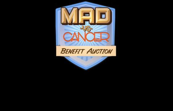 MAD VS. CANCER Benefit Auction