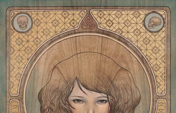"Preview: Audrey Kawasaki, Amy Sol, and ""In the Wake of Dreams"" at Thinkspace Gallery"