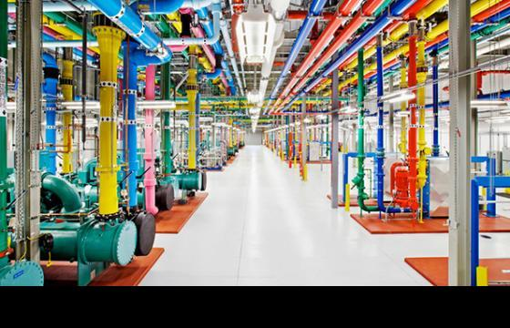 Inside Google's Data Centers by Connie Zhou