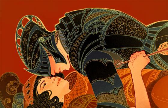 The Illustrations of Jennifer Hom