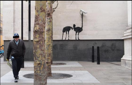 Banksy: Two More In London