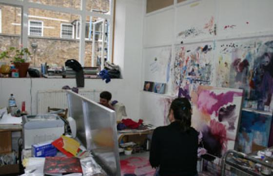 Inside the Studio with Chloe Early: Preview New Works