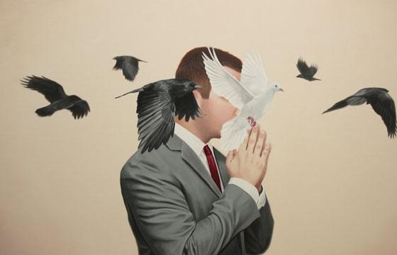 Alex Hall's Surrealism