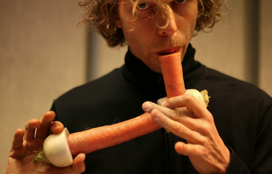 Watch: The Vegetable Orchestra