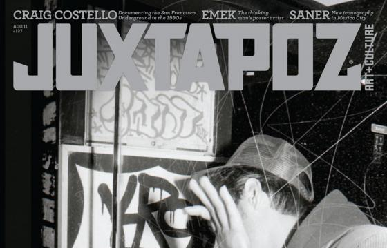 August 2011 Preview: Craig Costello for Juxtapoz