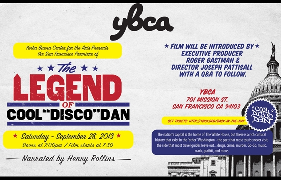 "San Francisco Premiere of The Legend of Cool ""Disco"" Dan"