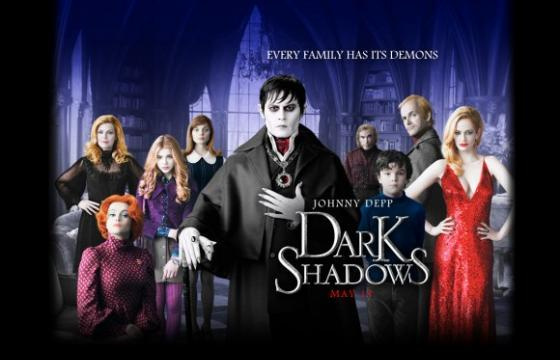 Trailer: Dark Shadows by Tim Burton