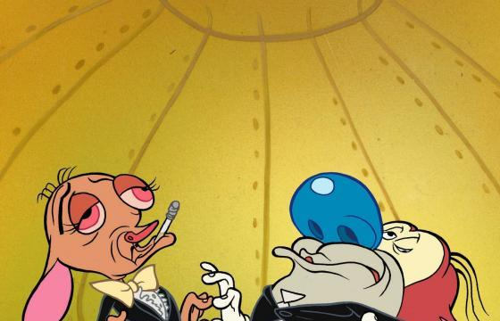 On this date: August 11, 1991, Ren & Stimpy was born