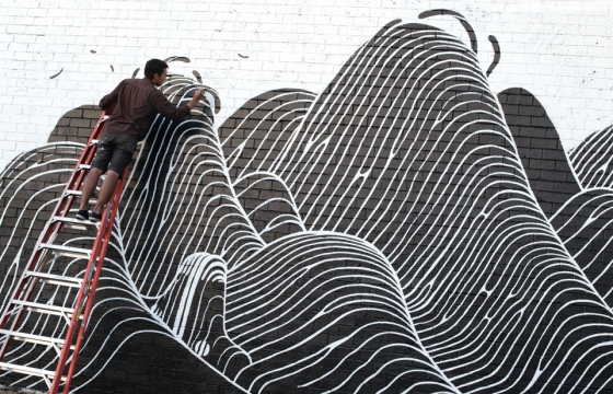Converse Wall to Wall: Brendan Monroe in Berkeley, CA