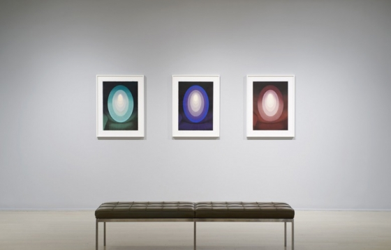 James Turrell: Prints and Process @ Pace Prints, NYC