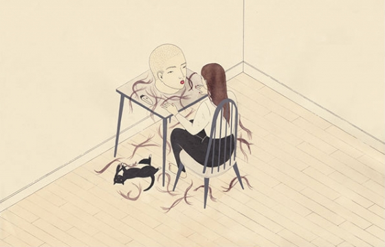 The Work of Harriet Lee-Merrion