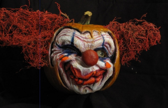 Jon Neill's Amazing Pumpkin Carvings