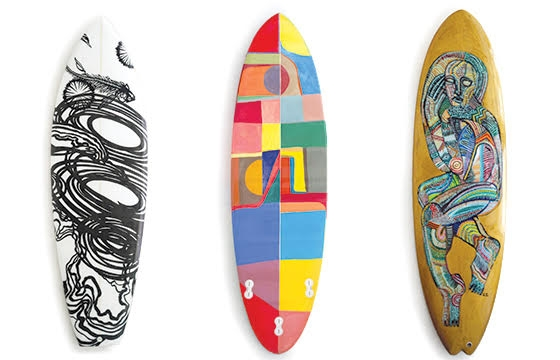 Surf Craft: Benefit & Auction Now Live!