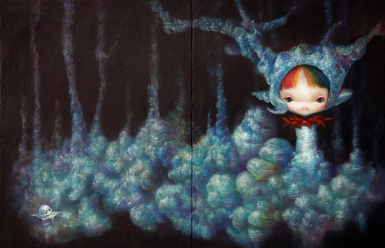 "Preview: Yosuke Ueno ""The Specific Illusion"" @ Thinkspace, Culver City"