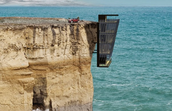 "Who Wants to Live in a Real ""Cliff House""?"