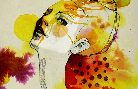 Ekaterina Koroleva's Watercolors
