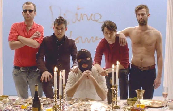 "Music Video: Vampire Weekend ""Diane Young"" directed by Primo Kahn"