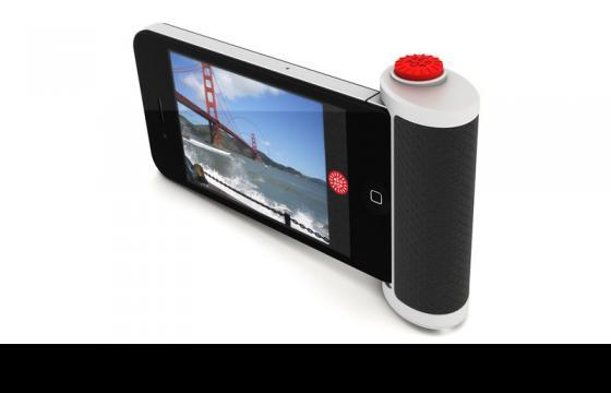 The Red Pop for the iPhone