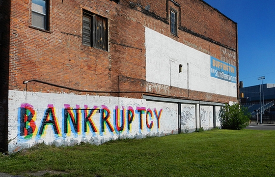 3D Bankruptcy in Detroit