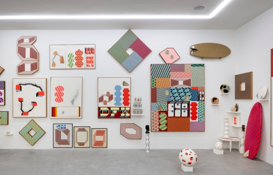Tar Pit: Barry McGee @ Eighteen Gallery, Copenhagen