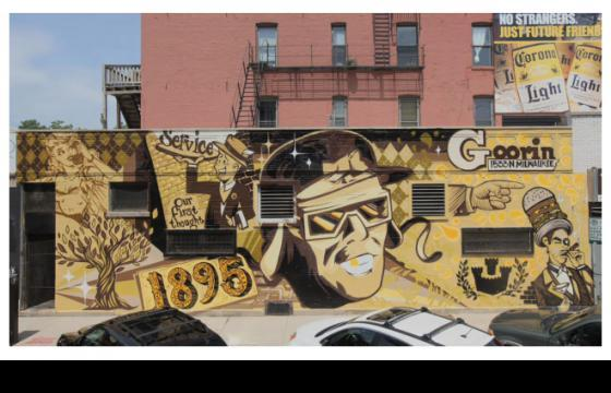 Goorin Brothers Chicago Mural Video w/ Pose, Steel, Reyes and Richard Colman