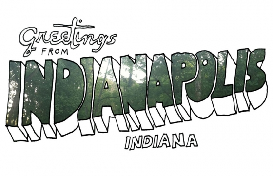 Indianapolis by Nathaniel Russell