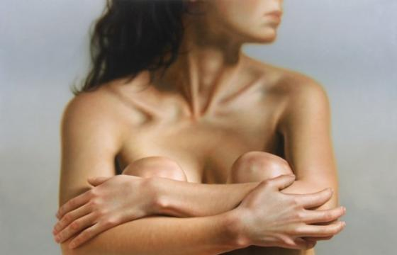 Hyperreal Nude Paintings by Omar Ortiz (NSFW)