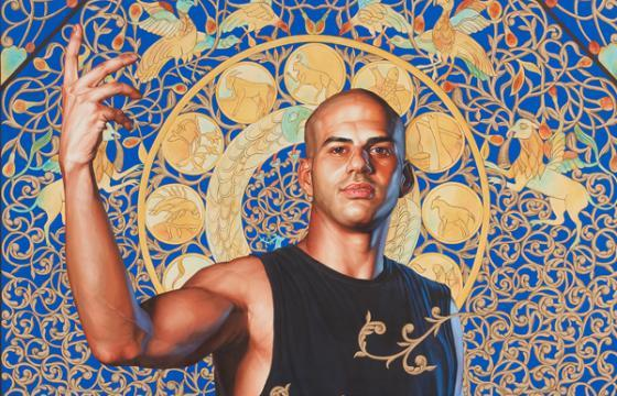 "Coming Soon: Kehinde Wiley ""The World Stage: Israel"" @ Contemporary Jewish Museum, SF"