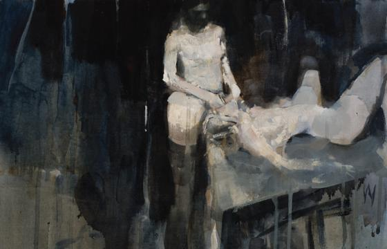 "Preview & Print: Ashley Wood ""Machine Sabbath"" @ Jonathan LeVine, NYC"