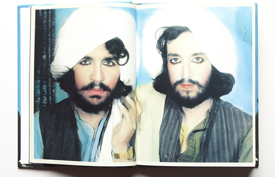 "Thomas Dworzak's Collected ""Taliban"" Portraits and Hashtag Books"