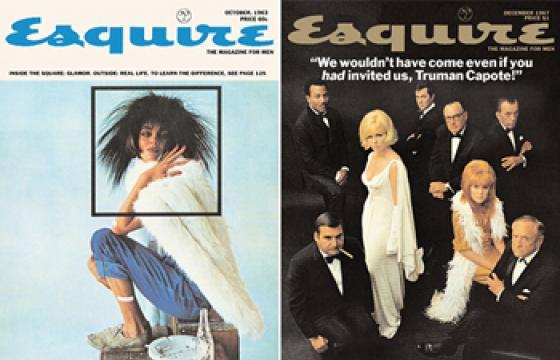 George Lois' Esquire Covers at the MoMA Now a Book