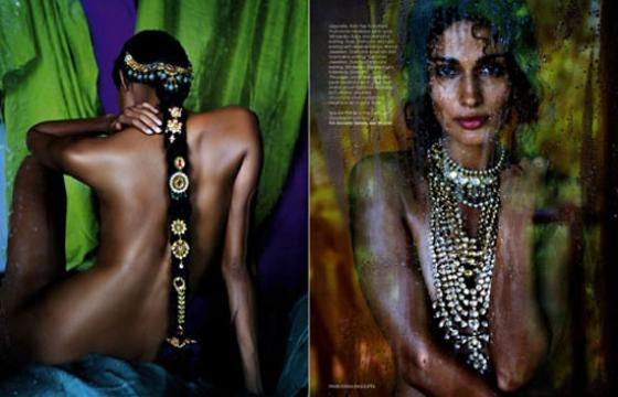 Prabuddha Dasgupta for Vogue India