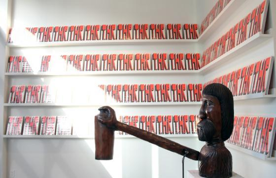 IN L.A.: Barry McGee @ Prism