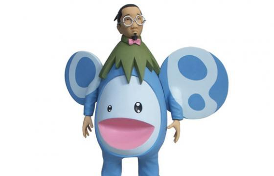 Correction: Takashi Murakami ORIGINAL ONE-OFF Sculpture by Mike Leavitt