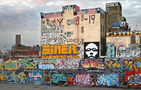 5Pointz Existence in Jeopardy