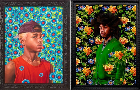 "Kehinde Wiley ""World Stage: Jamaica"" @ Stephen Friedman Gallery, London"