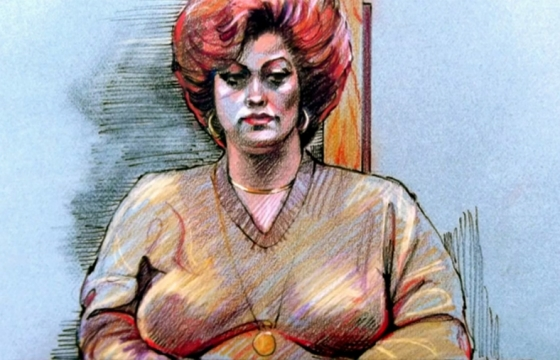 Watch: The Rise and Fall of a Courtroom Sketch Artist