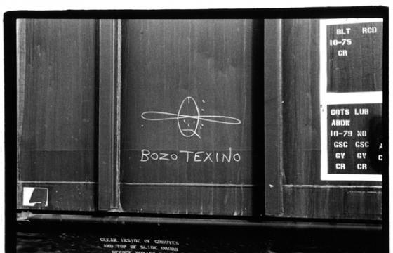 "Juxtapoz Film Series at MoMA preview: Bill Daniel's ""Who is Bozo Texino?"""