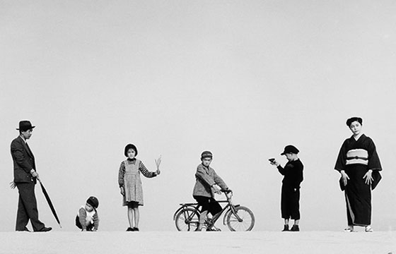 the photography of Shoji Ueda