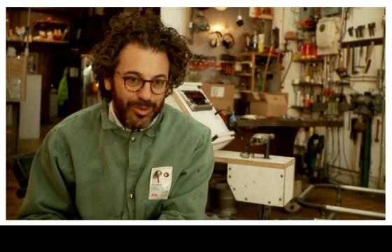 Tom Sachs, a Selby Film