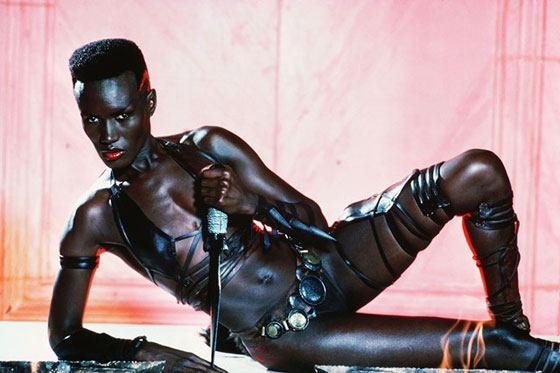 Lust After: Grace Jones