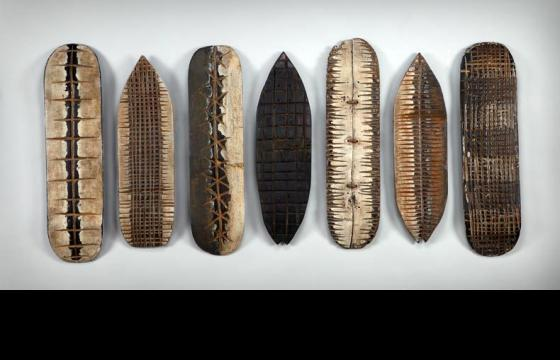 George Peterson: Reconstructing Skateboards at Altered Space Gallery