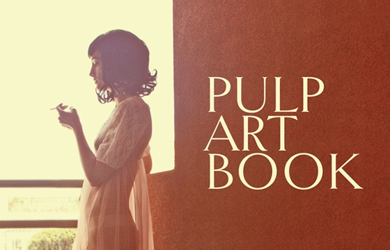 "Neil Krug ""Pulp Art Book"" Exhibition + Book Signing @ Space 15 Twenty, LA"