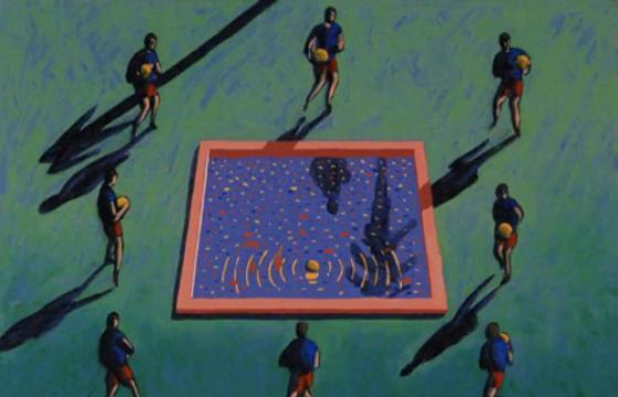 Two Animated Films by Georges Schwizgebel