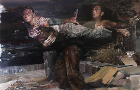 Update: Paintings by Dan Voinea