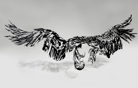 Intricate Paper Sculptures by Nahoko Kojima