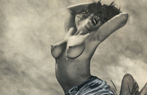 Bizarre Life: The Art of Elmer Batters and Eric Stanton @ Taschen Gallery, LA (NSFW)