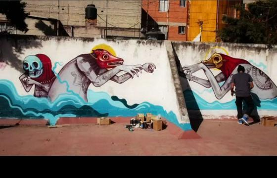 Saner in New Documentary in Mexico