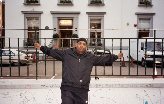 In the Magazine: Chuck D of Public Enemy, the Earthist